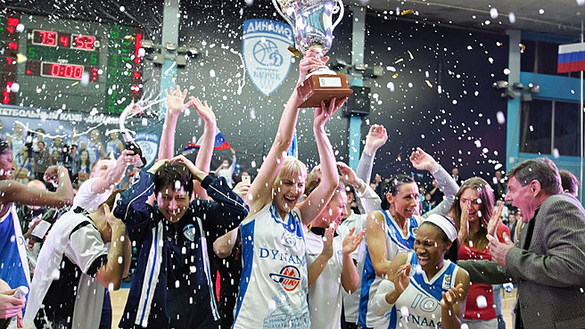 EuroCup Women 2012/13 Clubs Announced